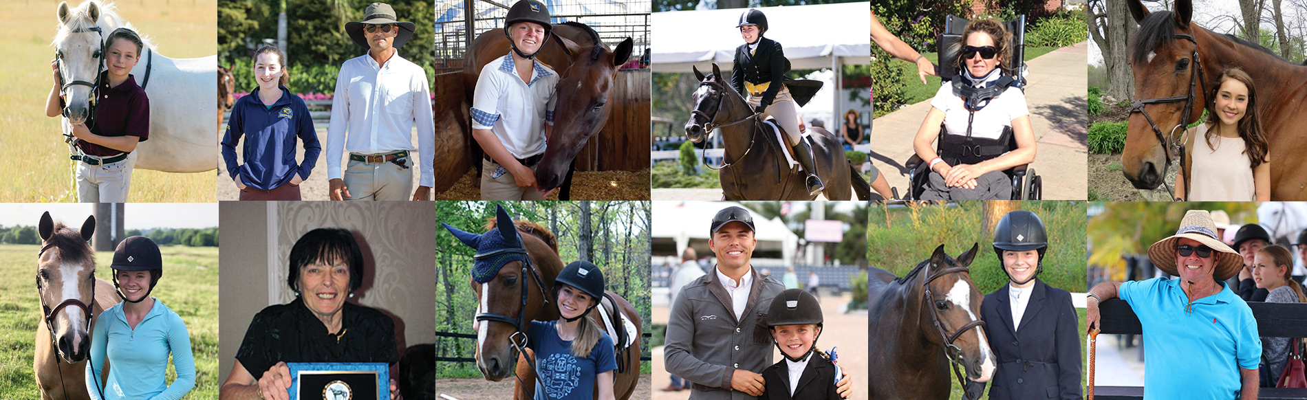 USHJA Foundation: Their Stories Start With You!